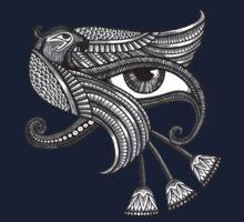 Eye of Horus (Tattoo Style Tee) Kids Clothes