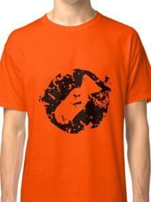 Drop the bomb design color black Classic T-Shirt