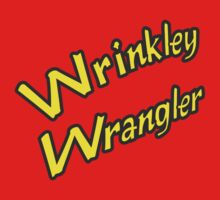 Wrinkley Wrangler Kids Tee