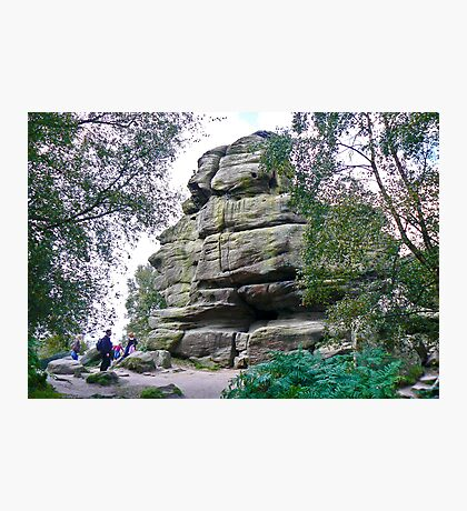 Brimham Rocks Photographic Print