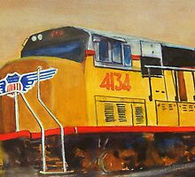 UNION PACIFIC by bobbywalters