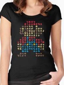 30 Years Modern Women's Fitted Scoop T-Shirt