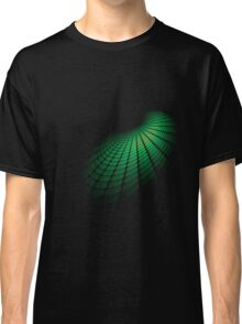 Abstract green sphere Classic T-Shirt