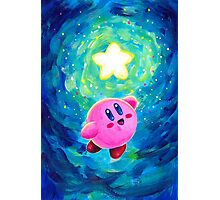 Kirby Star Photographic Print