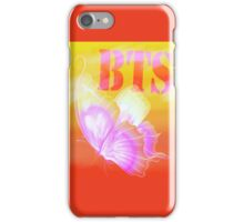 BTS - Butterfly iPhone Case/Skin