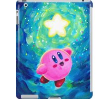 Kirby Star iPad Case/Skin