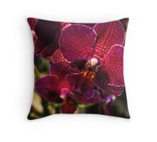 The red passion! Throw Pillow