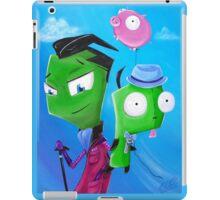 Zim and Gir iPad Case/Skin