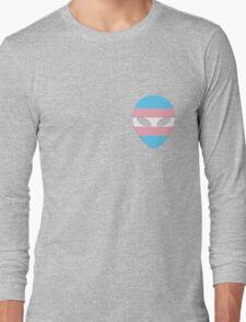 Transgender Alien Long Sleeve T-Shirt