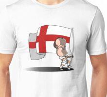 Wayne Rooney -England Unisex T-Shirt