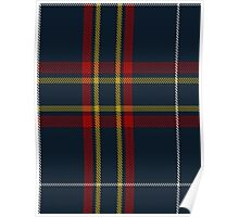00653 East of Scotland Tartan Army  Poster