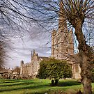St John the Baptist Church, Burford by Karen Martin IPA