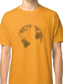 earth night Classic T-Shirt