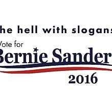 Vote For Bernie by HenryGaudet