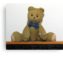 Beary Bear Canvas Print