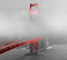 Golden Gate Bridge by Thomas Stroehle