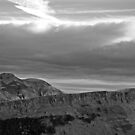 Salisbury Crags II by Matthias Keysermann