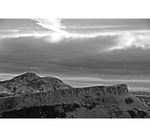 Salisbury Crags II Photographic Print