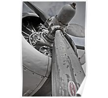 Wright R-1820-82 Cyclone Poster