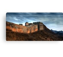 Great Wall Canvas Print