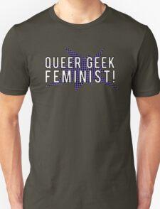 Queer Geek Feminist T-Shirt