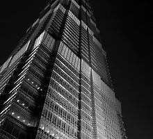 Jin Mao Tower by Thomas Stroehle