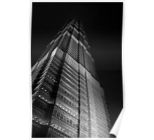 Jin Mao Tower Poster