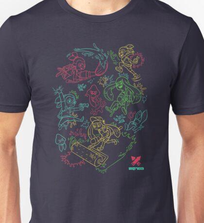 Squid Wars T-Shirt