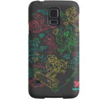 Squid Wars Samsung Galaxy Case/Skin