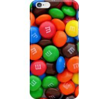 color chocolate candy iPhone Case/Skin