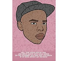 """Earl Sweatshirt """"Solace"""" Inspired Poster Photographic Print"""