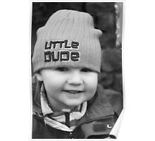 Little Dude (Fin) Poster