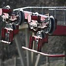 Chair Lift workings. by lendale