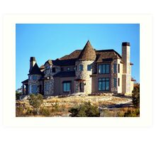 Boerne Home Art Print