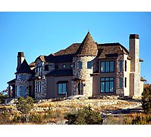 Boerne Home Photographic Print