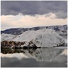 Ice Lake by Virag Anna Margittai