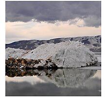 Ice Lake Photographic Print