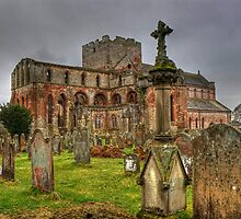 Lanercost Priory,Cumbria by Jamie  Green
