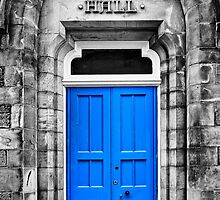 The blue door by embracelife