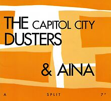 THE CAITOL CITY DUSTERS & AINA - SPLIT by OUTERHEAVEN19XX
