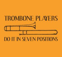 How Trombonists Do It by cek812