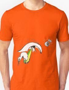 Surfing Kiwi 2 Unisex T-Shirt