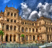 Treasury Casino by Robin Reidy