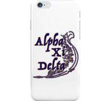Alpha Xi iPhone Case/Skin