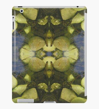 Green nature iPad Case/Skin