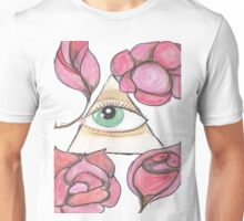 All-seeing eye Unisex T-Shirt