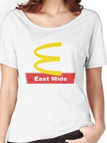 East Mids McDonalds Women's Relaxed Fit T-Shirt