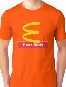 East Mids McDonalds Unisex T-Shirt