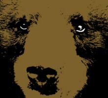 Che Bear Sticker
