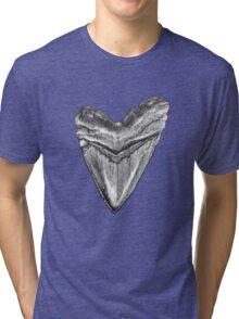 Isurus Escheri  Tri-blend T-Shirt